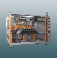 Bumper ultrasonic punching and welding machine